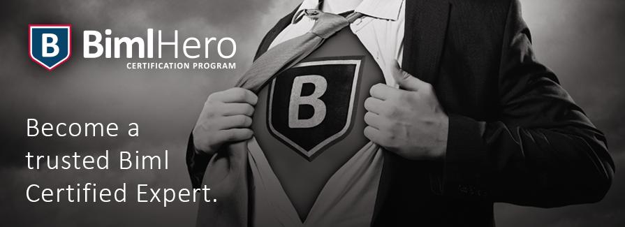 Biml Hero Certified Expert
