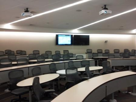 Wake Forest Classroom
