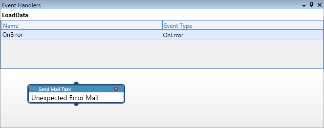 Event Handlers Tool Window