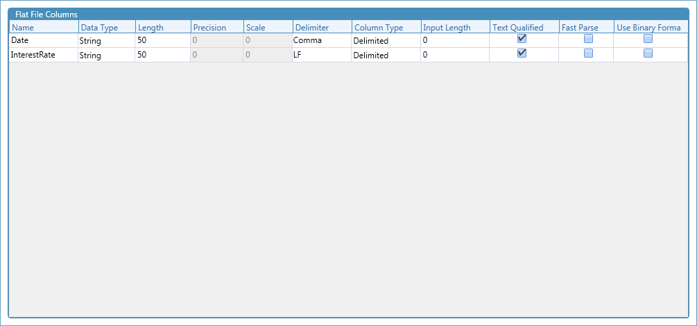 File Format Designer