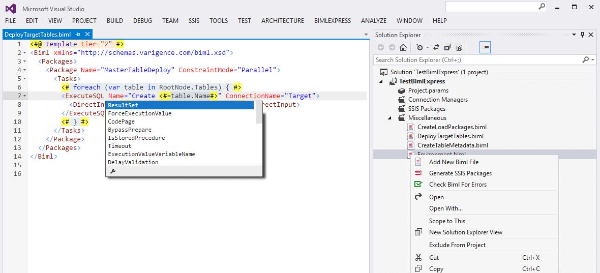 download sql server data tools for visual studio 2015