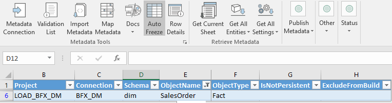 Object Metadata