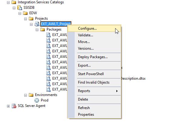 Configure Catalog