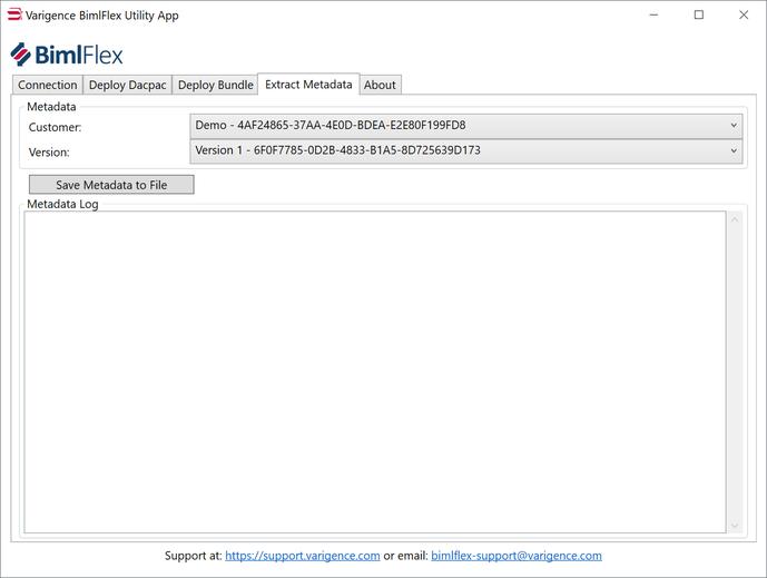 Extract Metadata